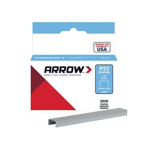 view Arrow Staples P22 products
