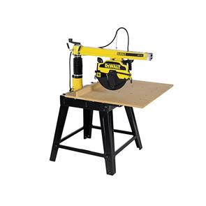 view Radial Arm Saws products