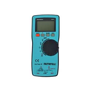 view Multimeters products