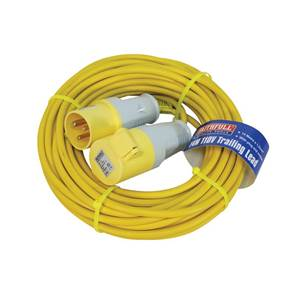 view 110V Trailing / Extension Leads products