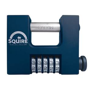view Squire Padlocks products