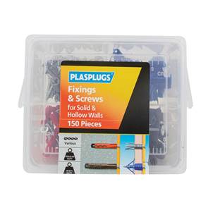 view Plastic & Nylon Wall Plugs products
