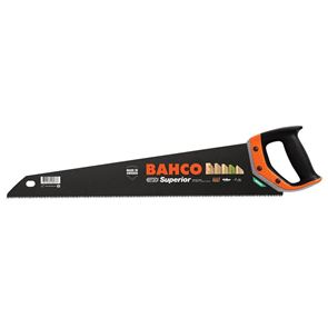 Bahco 2600-22-XT-HP Superior Handsaw 550mm (22in) 9 TPI