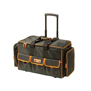 Bahco Closed Bag on Wheels 24in