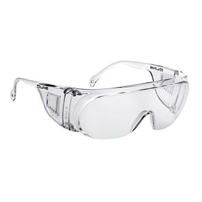 Bolle Safety BL11 B-Line Coverspecs - Clear