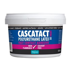 Polyvine Cascatact SF Fast Contact Adhesive