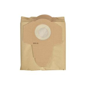 Einhell Dust Bags For Vacuums Pack of 5