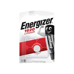 Energizer® CR1620 Coin Lithium Battery (Single)