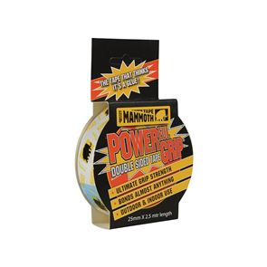 Everbuild Powerful Grip Double-Sided Tape