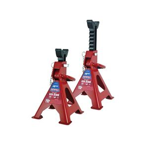 Faithfull Axle Stands Quick-Release