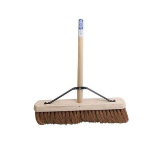 Faithfull Soft Coco Broom with Stay