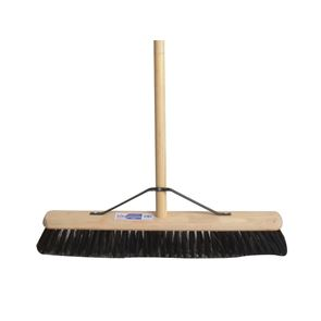 Faithfull PVC Broom with Stay 600mm (24in)