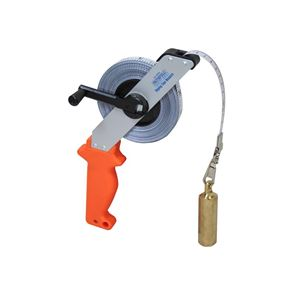 Faithfull Dipping Tape Measure with Weight 30m/100ft