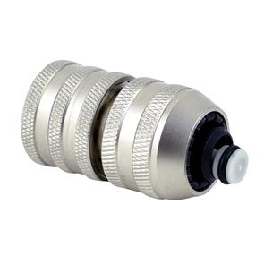 Flopro Flopro Professional Water Stop Hose Connector 12.5mm (1/2in)
