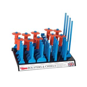 Footprint 35 Bolsters and Chisels Stand with Stock