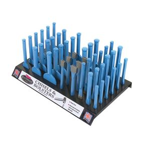 Footprint 45 Bolsters and Chisels Stand with Stock