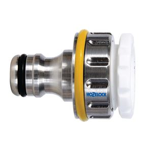 Hozelock 2041 Pro Metal Threaded Tap Connector 12.5-19mm (1/2-3/4in)
