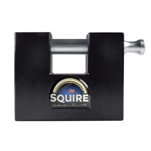 Squire WS75S Stronghold Container Block Lock