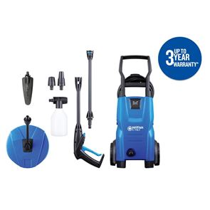 Nilfisk Alto (Kew) C110.7-5 PCA X-TRA Pressure Washer with Patio Cleaner & Brush 110 bar 240V