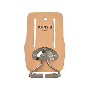 Kuny's HM-220 Leather Snap in Hammer Holder