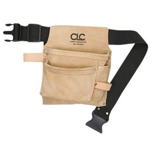 Kuny's IP-489X Nail & Tool Pouch with 3 Pockets