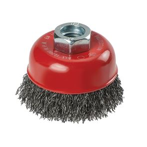 KWB Crimped Steel Cup Brushes