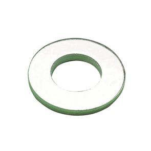 METALMATE® Type A Plain Washers, Bright Zinc Plated