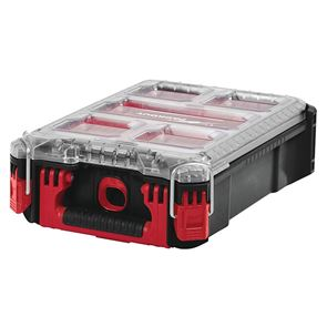Milwaukee Hand Tools PACKOUT™ Compact Organiser Case