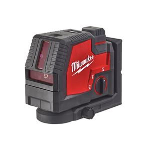 Milwaukee Power Tools L4 CLLP-301C REDLITHIUM™ USB Green Cross Line Laser with Plumb Points