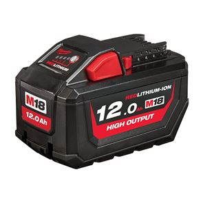 Milwaukee Power Tools M18 HB HIGH OUTPUT™ Slide Battery Pack