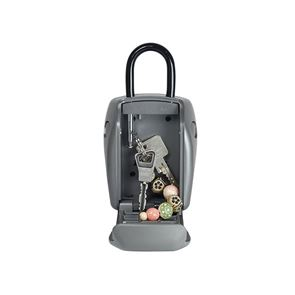 Master Lock 5414E Portable Shackled Combination Reinforced Security Key Lock Box