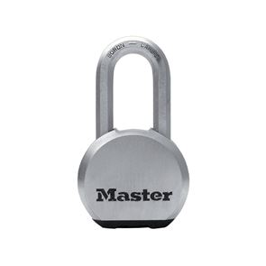 Master Lock Excell™ Chrome Plated 54mm Padlock