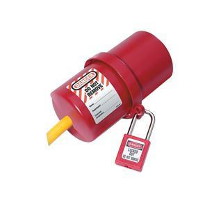 Master Lock Lockout Electrical Plug Cover