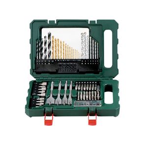 Metabo Accessory Set, 86 Piece