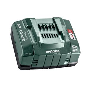 Metabo ASC 145 Quick Charger 12-36V