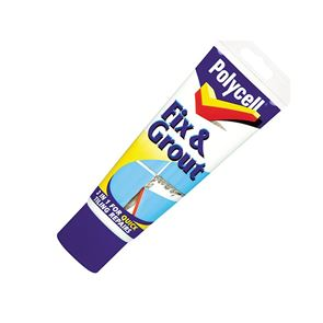 Polycell Fix & Grout Tube 330g