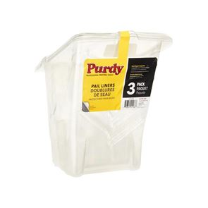 Purdy® Painter's Pail Liners (Pack 3)