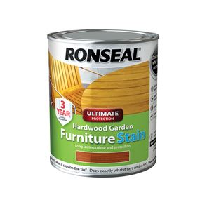 Ronseal Ultimate Protection Hardwood Furniture Stain