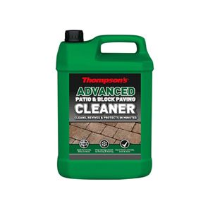 Ronseal Advanced Patio & Block Paving Cleaner 5 litre