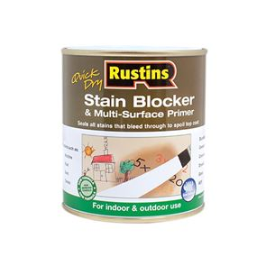Rustins Quick Dry Stain Block & Multi Surface Primer