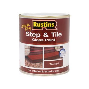 Rustins Quick Dry Step & Tile Gloss Paint