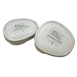 Scan Twin Filter Replacement Cartridge P2 (Pack of 2)