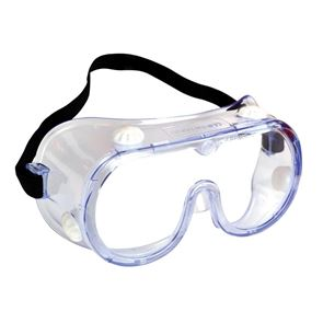 Scan Indirect Ventilation Safety Goggles
