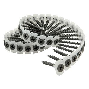 Senco DuraSpin® Collated Screws, Drywall to Wood
