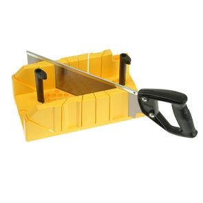 STANLEY® Clamping Mitre Box