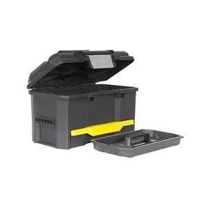 STANLEY® One Touch Toolbox with Drawer 48cm (19in)