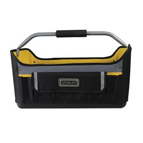 STANLEY® Open Tote Tool Bag with Rigid Base 50cm (20in)