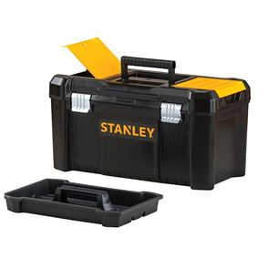 STANLEY® Basic Toolbox With Organiser Top