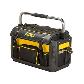 STANLEY® FatMax® Plastic Fabric Open Tote with Cover 50cm (20in)