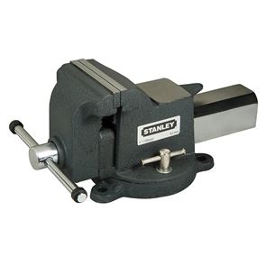 STANLEY® MaxSteel Heavy-Duty Bench Vices
